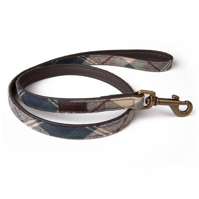 BARBOUR LAND ROVER DOG LEAD