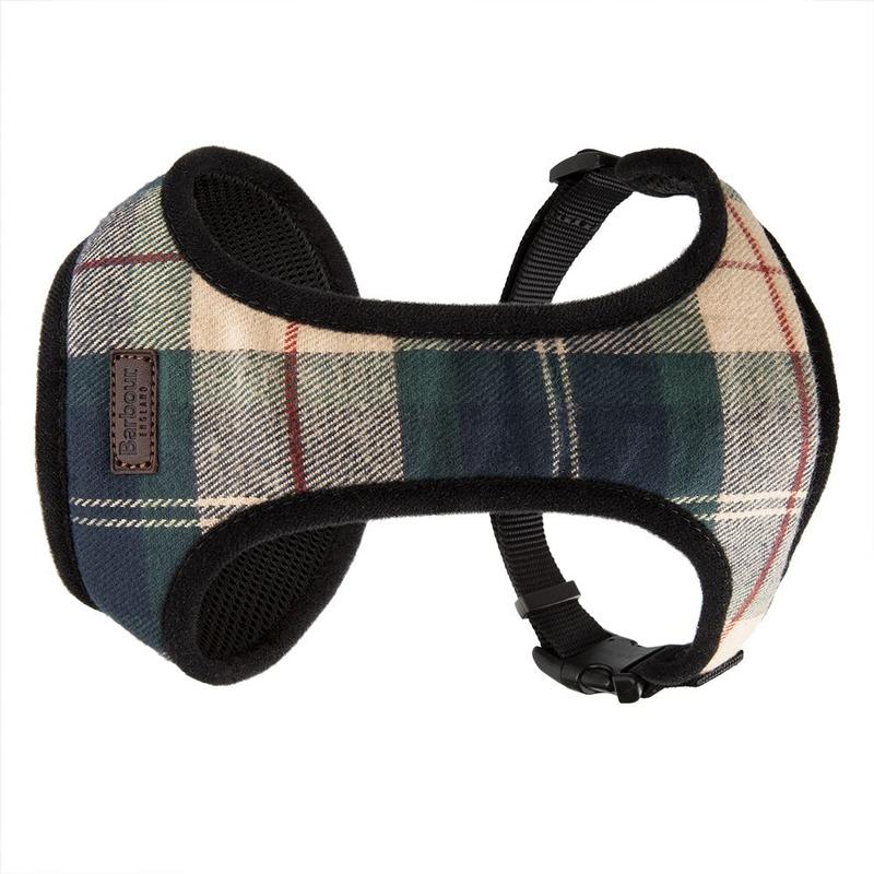 BARBOUR LAND ROVER DOG HARNESS