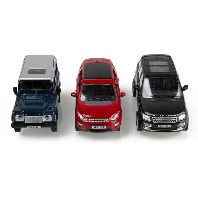 70TH ANNIVERSARY SET OF THREE 1:76 SCALE MODELS